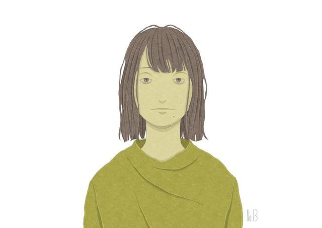 デジタルアーティスト/13番