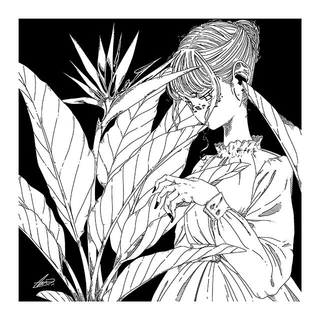 イラストレーター・ドラムプレイヤー/アキヤ