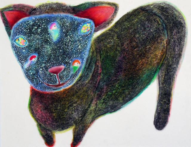 絵描き・刺繍作家/RURU