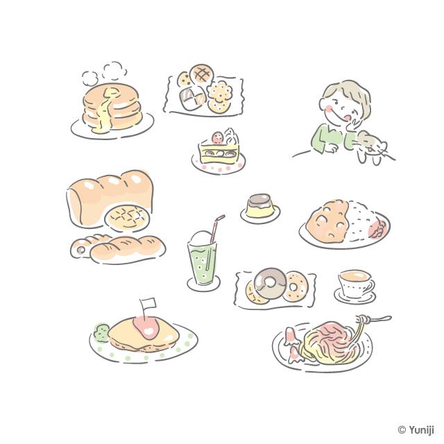 イラストレーター/藤森ゆにじ