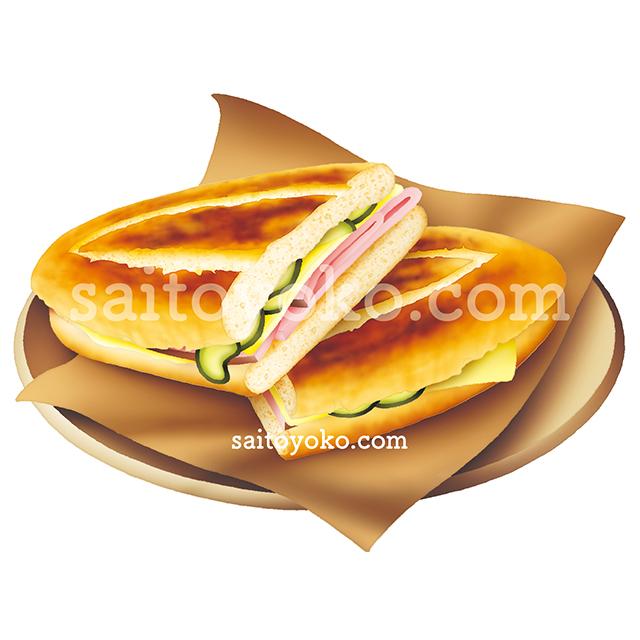 キューバサンドイッチ