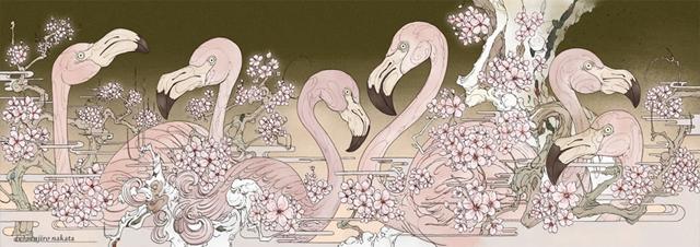 イラストレーター/中田仙次郎